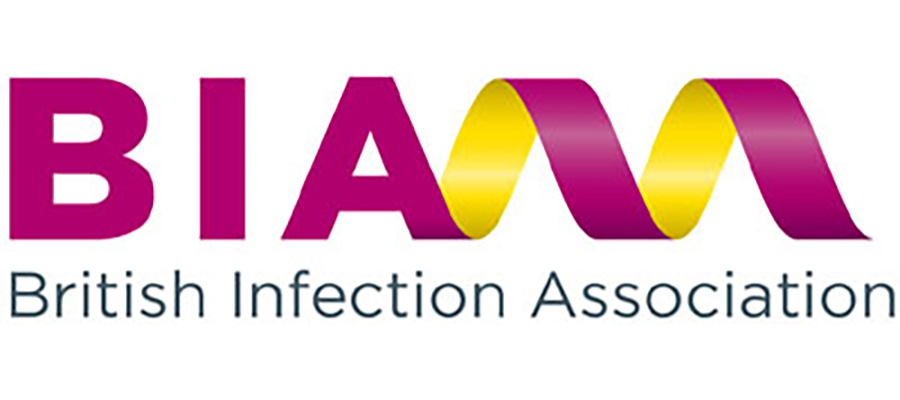 British Infection Association logo.
